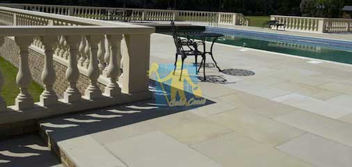 Stone Tile Outdoor Restoration Gold Coast