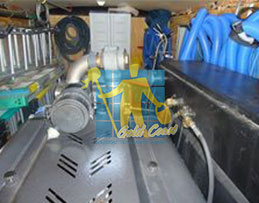 Tile Cleaners Gold Coast Rotary Scrubbing Machine