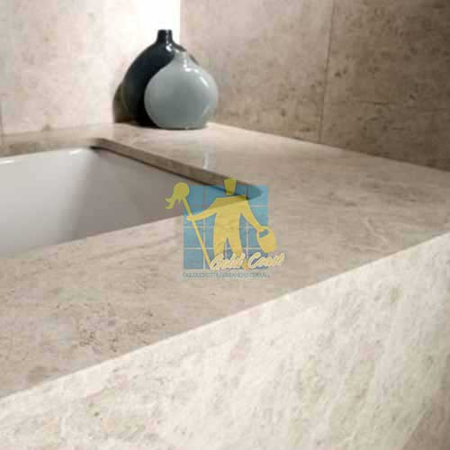 marble honed silver shadow bath tub