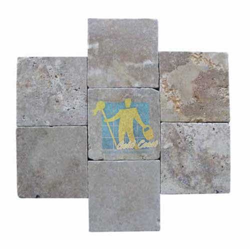 Classic Travertine Pavers Gold Coast