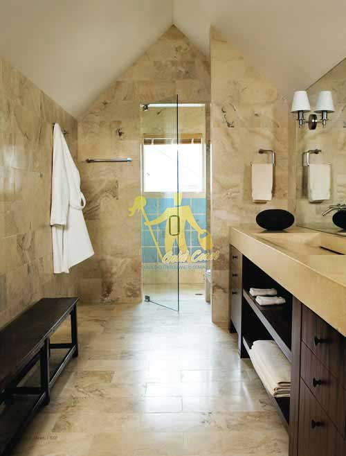 Sandstone Tiles Bathroom Gold Coast