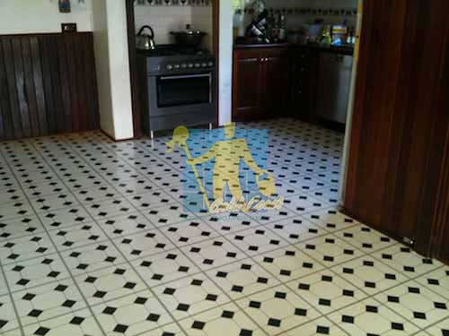 Vinyl Floor Clean Gold Coast